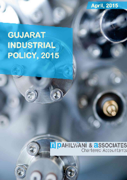 Gujarat Industrial Policy, 2015
